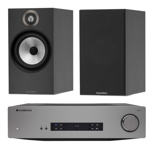 Pachete PROMO STEREO Pachet PROMO Bowers & Wilkins 606 + Cambridge Audio CXA61Pachet PROMO Bowers & Wilkins 606 + Cambridge Audio CXA61