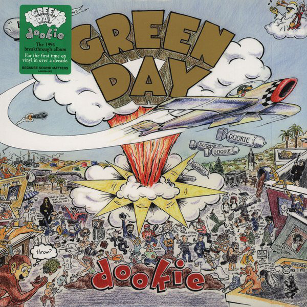 Viniluri VINIL Universal Records Green Day - DookieVINIL Universal Records Green Day - Dookie
