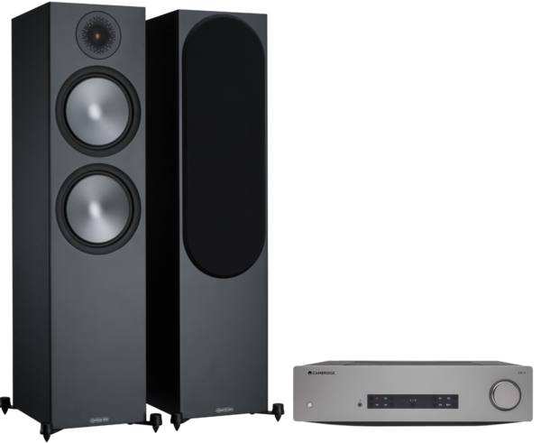 Pachete PROMO STEREO Pachet PROMO Monitor Audio Bronze 500 + Cambridge Audio CXA81Pachet PROMO Monitor Audio Bronze 500 + Cambridge Audio CXA81