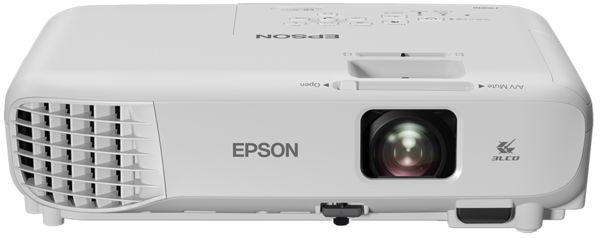 Videoproiectoare Videoproiector Epson EB-W05 + Ecran proiectie QWERTY Ecran proiectie  perete/tavan 180 x 180 cm cadou!Videoproiector Epson EB-W05 + Ecran proiectie QWERTY Ecran proiectie  perete/tavan 180 x 180 cm cadou!