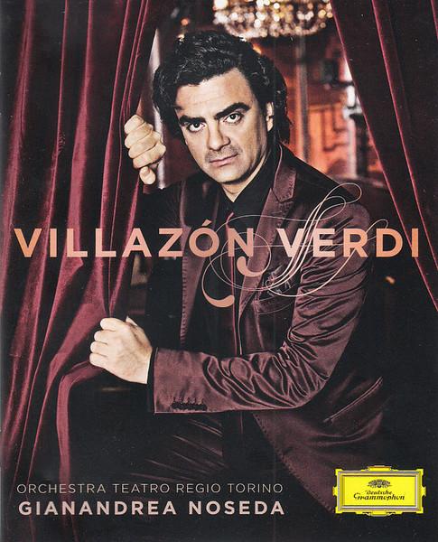 DVD & Bluray BLURAY Deutsche Grammophon (DG) Villazon - Verdi BluRay AudioBLURAY Deutsche Grammophon (DG) Villazon - Verdi BluRay Audio