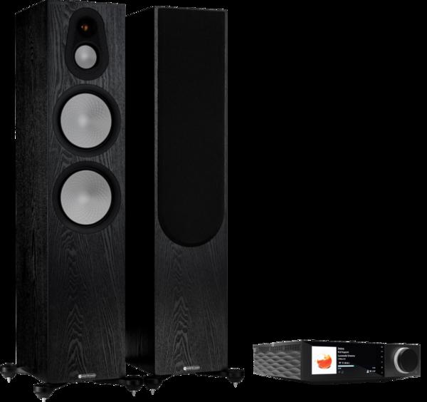 Pachete PROMO STEREO Pachet PROMO Monitor Audio Silver 500 (7G) + Cambridge Audio Evo 150Pachet PROMO Monitor Audio Silver 500 (7G) + Cambridge Audio Evo 150