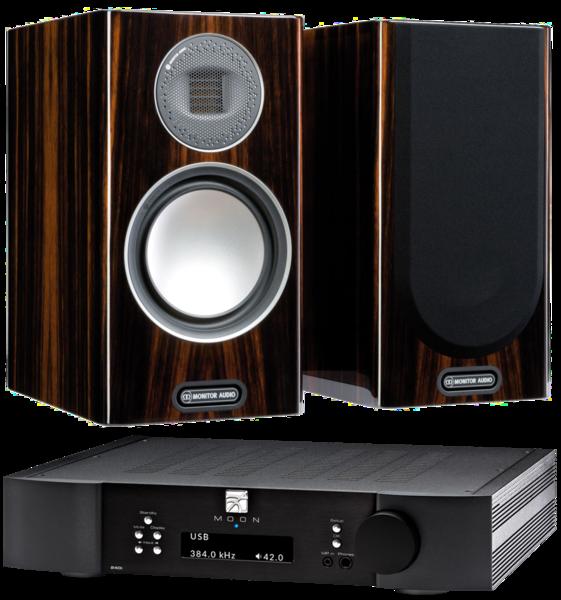 Pachete PROMO STEREO Pachet PROMO Monitor Audio Gold 100 (5G) + MOON by Simaudio 240iPachet PROMO Monitor Audio Gold 100 (5G) + MOON by Simaudio 240i