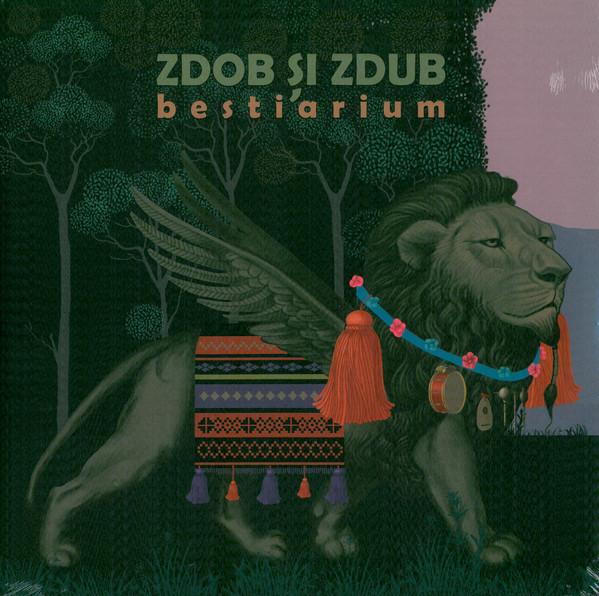 Muzica CD CD Universal Music Romania Zdob Si Zdub - BestiariumCD Universal Music Romania Zdob Si Zdub - Bestiarium