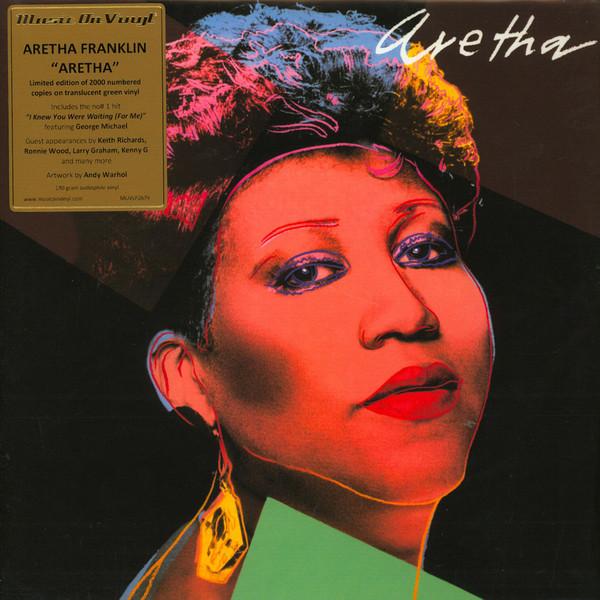 Viniluri VINIL Universal Records Aretha Franklin - ArethaVINIL Universal Records Aretha Franklin - Aretha