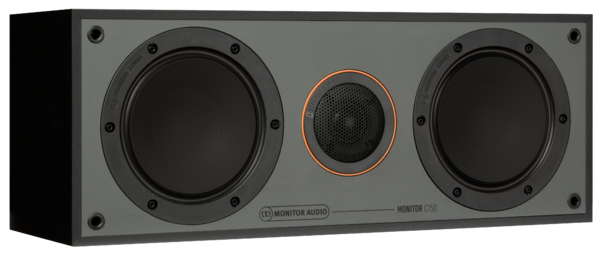 Boxe Boxe Monitor Audio Monitor C150 Black ConeBoxe Monitor Audio Monitor C150 Black Cone