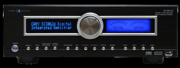 Amplificatoare integrate Amplificator Cary SI-300.2dAmplificator Cary SI-300.2d