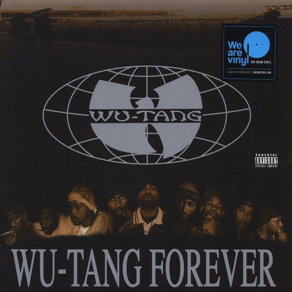 Viniluri VINIL Universal Records Wu-Tang Clan - Wu-Tang ForeverVINIL Universal Records Wu-Tang Clan - Wu-Tang Forever