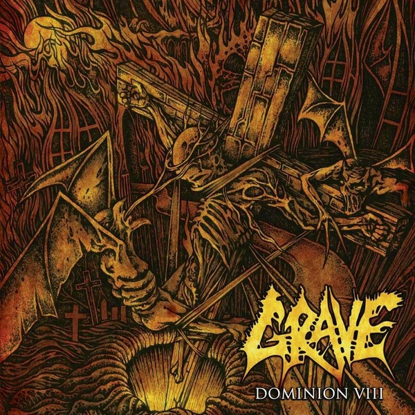 Viniluri VINIL Universal Records Grave - Dominion VIII (Re-Issue 2019)VINIL Universal Records Grave - Dominion VIII (Re-Issue 2019)