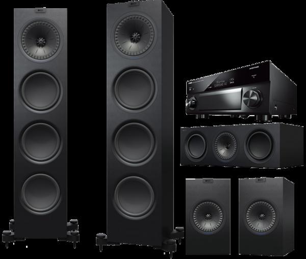 Pachete PROMO SURROUND Pachet PROMO KEF Q950 pachet 5.0 + Yamaha RX-A1080Pachet PROMO KEF Q950 pachet 5.0 + Yamaha RX-A1080