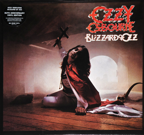 Viniluri VINIL Universal Records OZZY OSBOURNE - BLIZZARD OF OZZVINIL Universal Records OZZY OSBOURNE - BLIZZARD OF OZZ