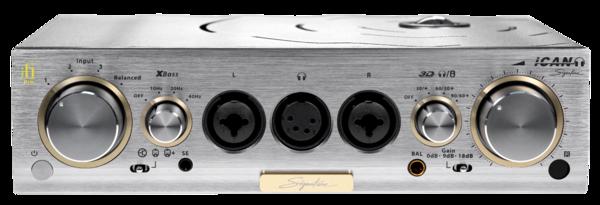 Amplificatoare casti Amplificator casti iFi Audio Pro iCAN SignatureAmplificator casti iFi Audio Pro iCAN Signature