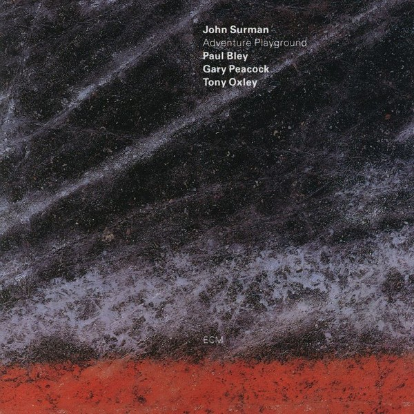 Muzica CD CD ECM Records John Surman: Adventure PlaygroundCD ECM Records John Surman: Adventure Playground