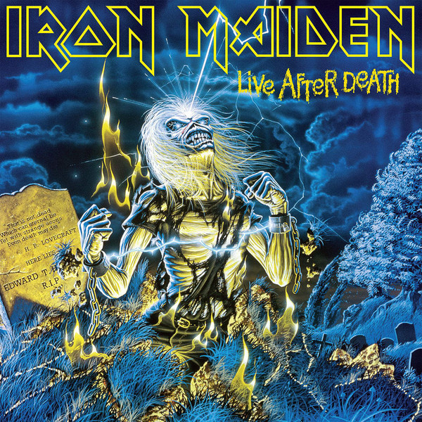 Viniluri VINIL Universal Records Iron Maiden - Live After DeathVINIL Universal Records Iron Maiden - Live After Death