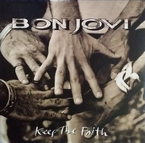 Viniluri VINIL Universal Records Bon Jovi - Keep The FaithVINIL Universal Records Bon Jovi - Keep The Faith