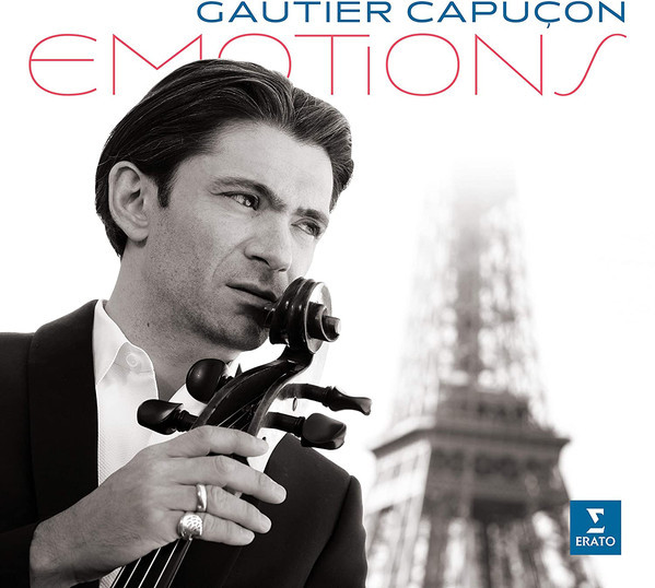 Viniluri VINIL WARNER BROTHERS Gautier Capucon - EmotionVINIL WARNER BROTHERS Gautier Capucon - Emotion