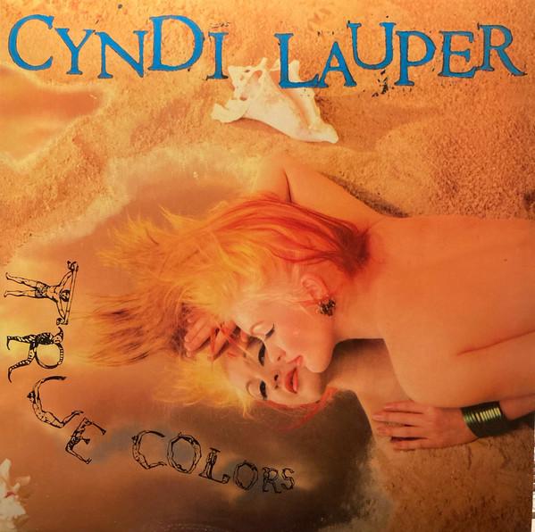 Viniluri VINIL Universal Records Cindy Lauper - True ColorsVINIL Universal Records Cindy Lauper - True Colors