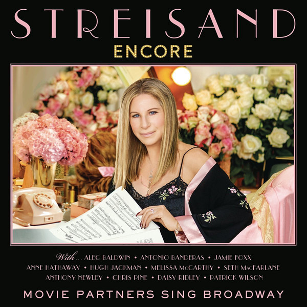 Viniluri VINIL Universal Records Barbra Streisand - Encore: Movie Partners Sing BroadwayVINIL Universal Records Barbra Streisand - Encore: Movie Partners Sing Broadway