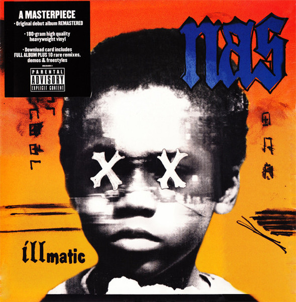 Viniluri VINIL Universal Records Nas - Illmatic XXVINIL Universal Records Nas - Illmatic XX