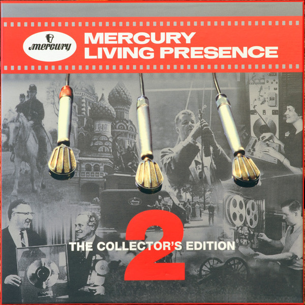 Viniluri VINIL Universal Records Mercury Living Presence - The Collector's Edition #2VINIL Universal Records Mercury Living Presence - The Collector's Edition #2