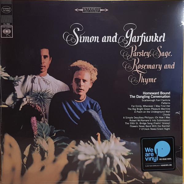 Viniluri VINIL Universal Records Simon & Garfunkel - Parsley, Sage, Rosemary And ThymeVINIL Universal Records Simon & Garfunkel - Parsley, Sage, Rosemary And Thyme