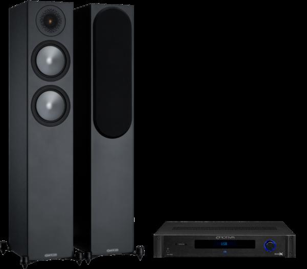 Pachete PROMO STEREO Pachet PROMO Monitor Audio Bronze 200 + Emotiva BasX TA-100Pachet PROMO Monitor Audio Bronze 200 + Emotiva BasX TA-100
