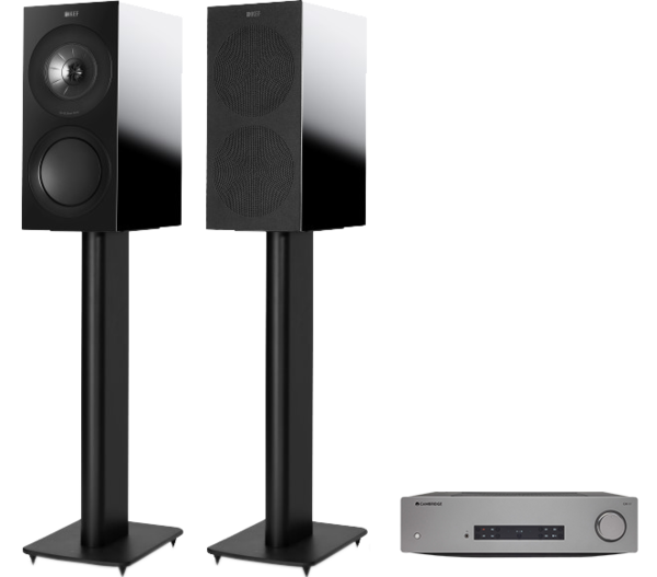 Pachete PROMO STEREO Pachet PROMO KEF R3 + Cambridge Audio CXA81Pachet PROMO KEF R3 + Cambridge Audio CXA81