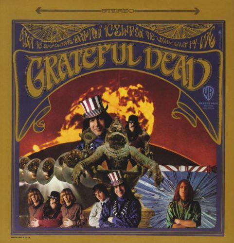 Viniluri VINIL Universal Records Grateful Dead - Grateful DeadVINIL Universal Records Grateful Dead - Grateful Dead