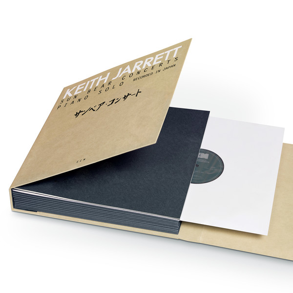 Viniluri VINIL ECM Records Keith Jarrett - Sun Bear Concerts 10LP Box SetVINIL ECM Records Keith Jarrett - Sun Bear Concerts 10LP Box Set