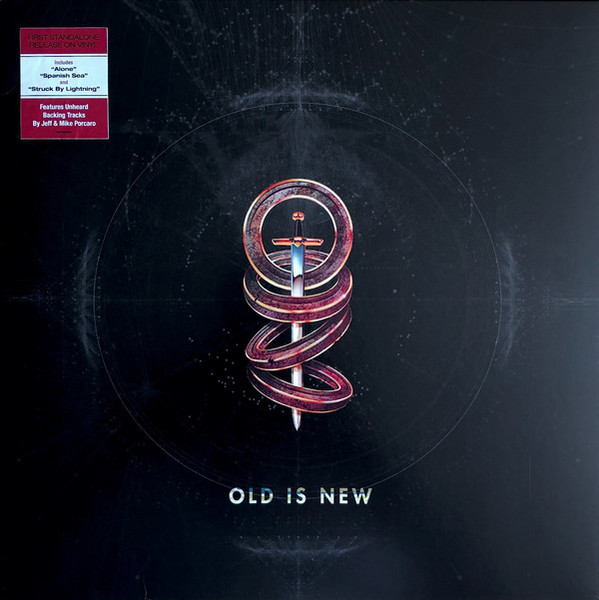 Viniluri VINIL Universal Records Toto - Old Is NewVINIL Universal Records Toto - Old Is New