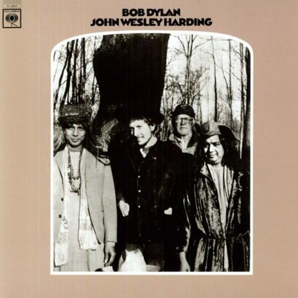 Viniluri VINIL Universal Records Bob Dylan - John Wesley HardingVINIL Universal Records Bob Dylan - John Wesley Harding