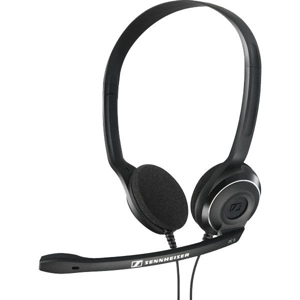 Casti Callcenter / Office Casti PC/Gaming Sennheiser PC 8 USBCasti PC/Gaming Sennheiser PC 8 USB