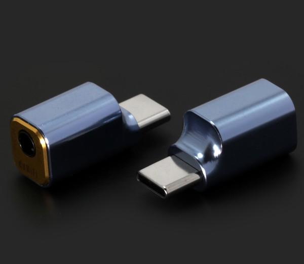 Amplificatoare casti Amplificator casti DD HiFi  TC35B 2021 adaptor USB Type-C la 3.5mmAmplificator casti DD HiFi  TC35B 2021 adaptor USB Type-C la 3.5mm