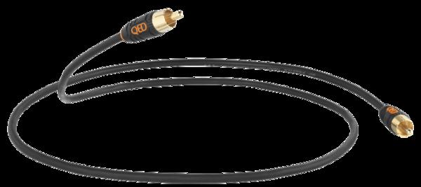Cabluri audio Cablu QED Profile Subwoofer ResigilatCablu QED Profile Subwoofer Resigilat