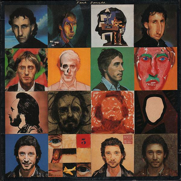 Viniluri VINIL Universal Records The Who - Face DancesVINIL Universal Records The Who - Face Dances