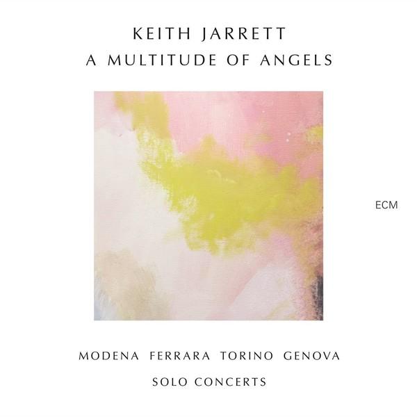 Muzica CD CD ECM Records Keith Jarrett : A Multitude Of AngelsCD ECM Records Keith Jarrett : A Multitude Of Angels