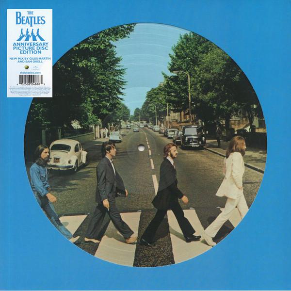 Viniluri VINIL Universal Records The Beatles - Abbey Road ( Picture Disc )VINIL Universal Records The Beatles - Abbey Road ( Picture Disc )