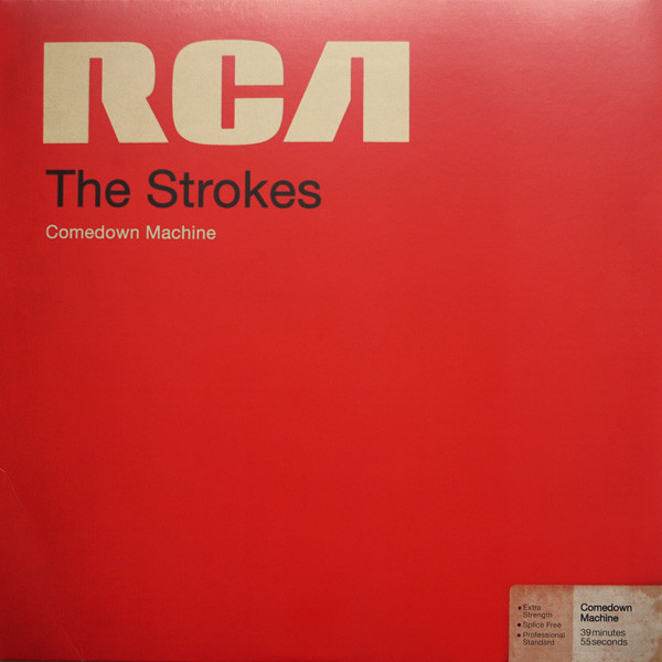 Viniluri VINIL Universal Records The Strokes - Comedown MachineVINIL Universal Records The Strokes - Comedown Machine