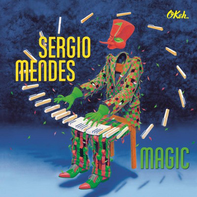 Viniluri VINIL Universal Records Sergio Mendes-Magic (180gVINIL Universal Records Sergio Mendes-Magic (180g