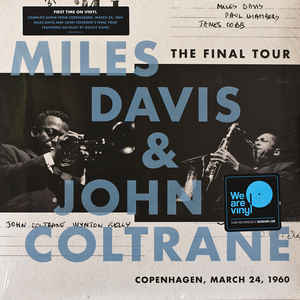 Viniluri VINIL Universal Records Miles Davis - The Final Tour: Copenhagen, March 24, 1960 (180g Audiophile Pressing)VINIL Universal Records Miles Davis - The Final Tour: Copenhagen, March 24, 1960 (180g Audiophile Pressing)