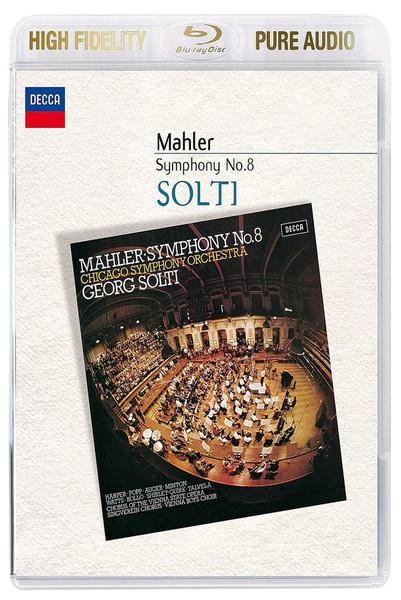 Muzica BLURAY Decca Mahler: Symphony No. 8 ( Solti, Chicago ) BluRay AudioBLURAY Decca Mahler: Symphony No. 8 ( Solti, Chicago ) BluRay Audio