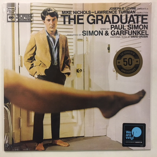 Viniluri VINIL Universal Records Simon & Garfunkel - The Graduate (180g Audiophile Pressing)VINIL Universal Records Simon & Garfunkel - The Graduate (180g Audiophile Pressing)