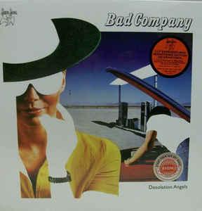 Viniluri VINIL Universal Records Bad Company - Desolation AngelsVINIL Universal Records Bad Company - Desolation Angels