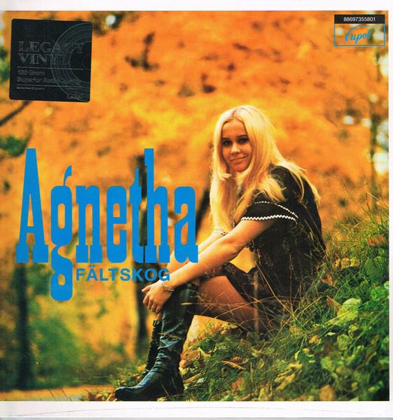 Viniluri VINIL Universal Records Agnetha Fältskog – Agnetha FältskogVINIL Universal Records Agnetha Fältskog – Agnetha Fältskog