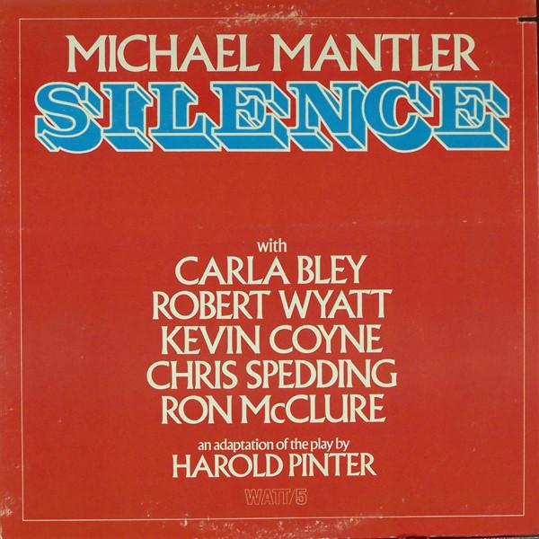 Viniluri VINIL ECM Records Michael Mantler - SilenceVINIL ECM Records Michael Mantler - Silence