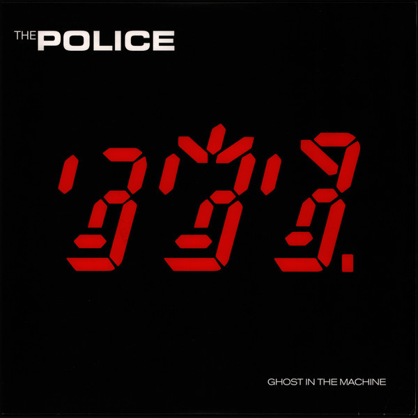Viniluri VINIL Universal Records The Police - Ghost In The MachineVINIL Universal Records The Police - Ghost In The Machine