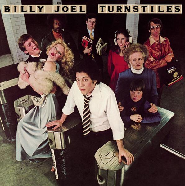 Viniluri VINIL Universal Records Billy Joel - TurnstilesVINIL Universal Records Billy Joel - Turnstiles