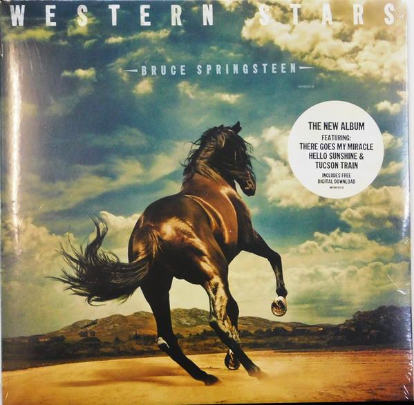 Viniluri VINIL Universal Records Bruce Springsteen - Western StarsVINIL Universal Records Bruce Springsteen - Western Stars