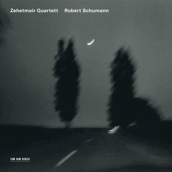 Muzica CD CD ECM Records Zehetmair Quartett - Robert SchumannCD ECM Records Zehetmair Quartett - Robert Schumann