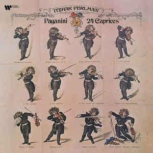 Viniluri VINIL Universal Records Paganini - Itzhak Perlman - 24 CapricesVINIL Universal Records Paganini - Itzhak Perlman - 24 Caprices